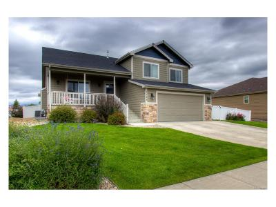 Berthoud Single Family Home Active: 1725 Exeter Street
