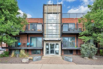 Denver Condo/Townhouse Active: 188 South Logan Street #302