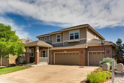Castle Rock Single Family Home Active: 4073 Blacktail Court