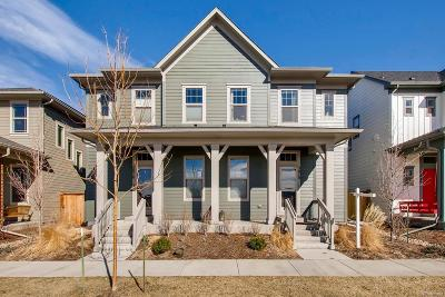 Denver Condo/Townhouse Under Contract: 5070 Yosemite Court #1