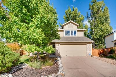 Highlands Ranch Single Family Home Active: 1503 Briar Circle