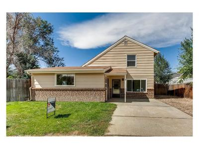 Longmont Single Family Home Active: 1973 Carr Court