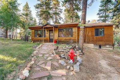 Conifer Single Family Home Under Contract: 12159 Circle Drive