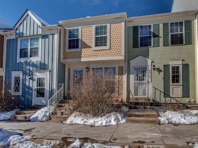 Littleton Condo/Townhouse Under Contract: 6814 South Independence Street