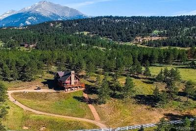 Lyons Single Family Home Under Contract: 17503 State Highway 7