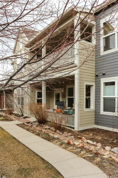 Boulder Condo/Townhouse Under Contract: 1420 Lee Hill Road #4