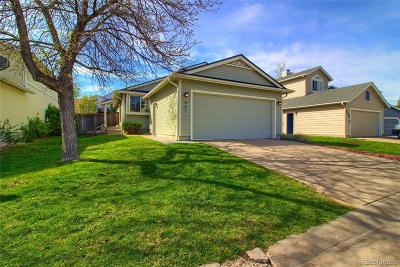 Highlands Ranch Single Family Home Under Contract: 561 Arden Circle