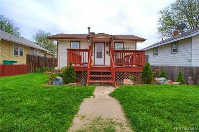 Brighton, Henderson, Hudson, Lochbuie Single Family Home Active: 410 North 6th Avenue