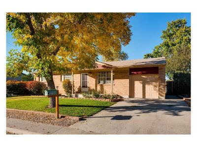 Northglenn Single Family Home Active: 2061 East 119th Place