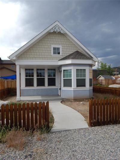 Buena Vista CO Single Family Home Under Contract: $320,000