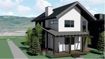 Steamboat Springs Single Family Home Active: 1907 Indian Trail