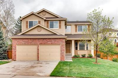 Highlands Ranch Single Family Home Active: 10040 Macalister Trail