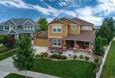 Broomfield Single Family Home Active: 14186 Piney River Road