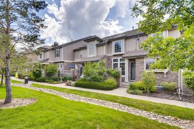 Highlands Ranch, Lone Tree Condo/Townhouse Active: 8871 Edinburgh Circle
