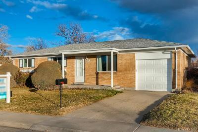 Denver Single Family Home Active: 5520 Racine Street