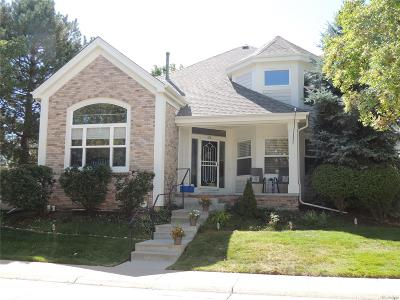 Denver Single Family Home Active: 1011 South Valentia Street #64