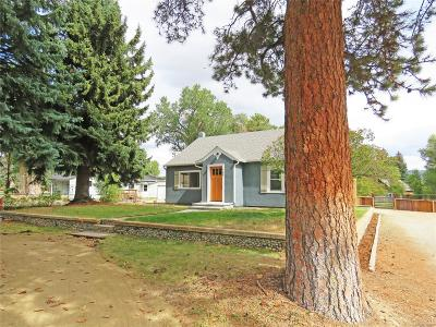 Buena Vista Single Family Home Active: 129 North Sangre De Cristo Avenue