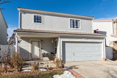 Denver Single Family Home Under Contract: 4345 Andes Street