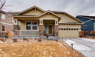 Aurora CO Single Family Home Active: $435,000