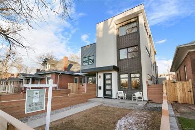 Denver Condo/Townhouse Active: 124 South Washington Street