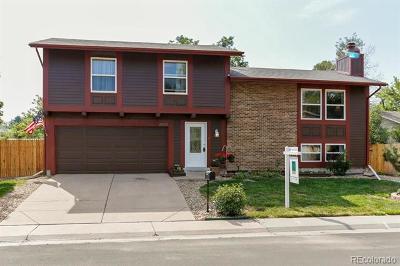 Aurora Single Family Home Active: 16612 East Navarro Drive