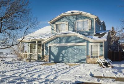 Erie Single Family Home Under Contract: 2647 Betts Circle