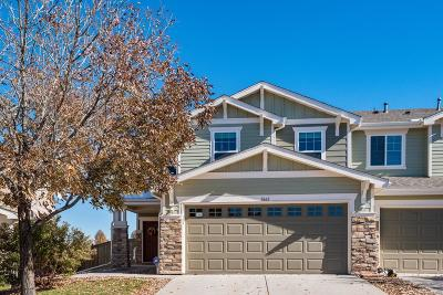 Castle Rock Condo/Townhouse Active: 5665 Raleigh Circle
