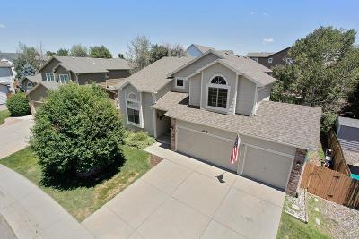 Aurora Single Family Home Under Contract: 4048 South Kirk Court