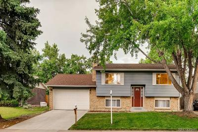 Littleton Single Family Home Under Contract: 8534 West Rice Avenue