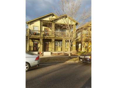 Denver Condo/Townhouse Active: 7463 East 26th Avenue