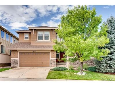 Highlands Ranch Single Family Home Active: 10755 Glengate Circle