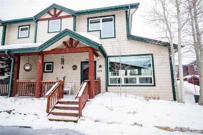 Summit County Condo/Townhouse Active: 174 Elizabeth Circle #174