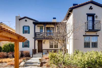Denver Condo/Townhouse Active: 8663 East 29th Place
