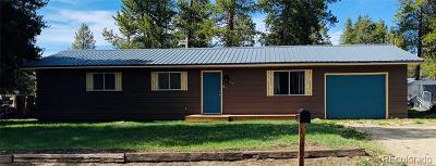 Leadville Single Family Home Active: 909 Diamond Street