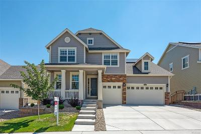 Castle Rock Single Family Home Active: 2550 Leafdale Circle