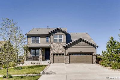 Aurora Single Family Home Active: 7505 South Jackson Gap Way