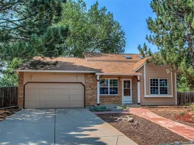 Parker Single Family Home Under Contract: 8715 Aspen Court