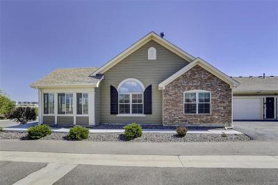 Longmont Condo/Townhouse Under Contract: 2429 Santa Fe Drive #20D