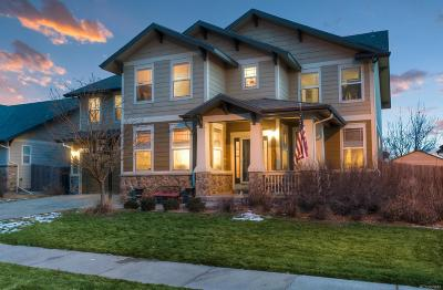 Commerce City Single Family Home Under Contract: 16644 East 101st Avenue