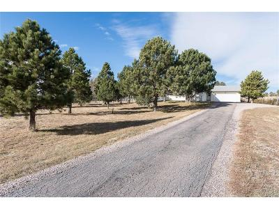 Elbert County Single Family Home Active: 2713 Savage Road