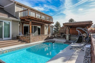 Castle Rock CO Single Family Home Sold: $749,900