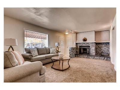 Denver Single Family Home Under Contract: 7600 Tejon Street