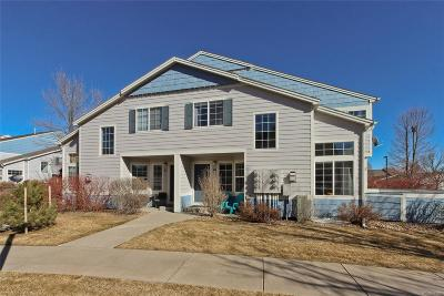 Boulder County Condo/Townhouse Active: 1419 Red Mountain Drive #66