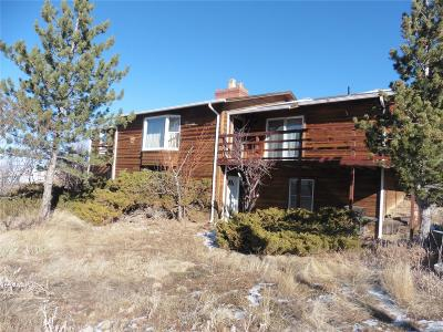 Bennett Single Family Home Under Contract: 3655 South County Road 129