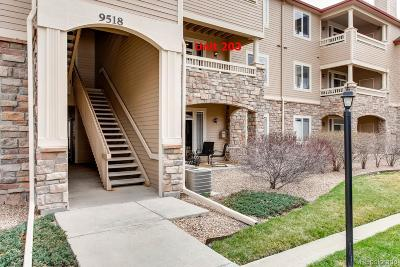 Littleton Condo/Townhouse Under Contract: 9518 West San Juan Circle #203