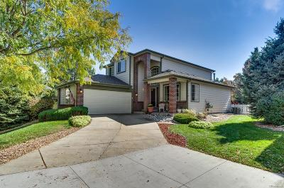 Thornton Single Family Home Under Contract: 10564 Garfield Street