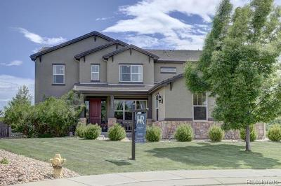 Broomfield Single Family Home Active: 2896 Promontory Loop