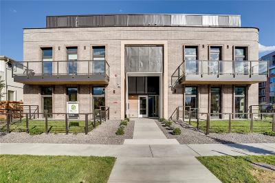 Cherry Creek Condo/Townhouse Under Contract: 275 South Garfield Street #2003