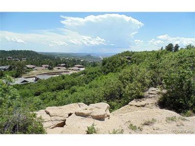 Castle Rock Single Family Home Active: 860 Diamond Ridge Circle