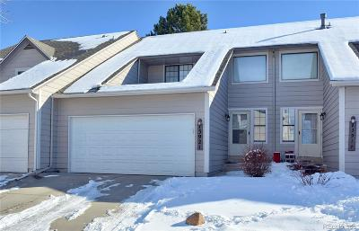 Aurora Condo/Townhouse Under Contract: 13921 East Oxford Place
